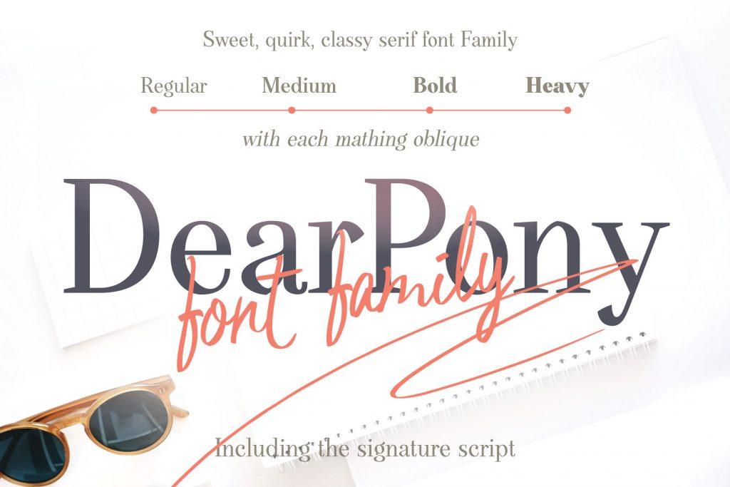 DearPony-Family-Graphc